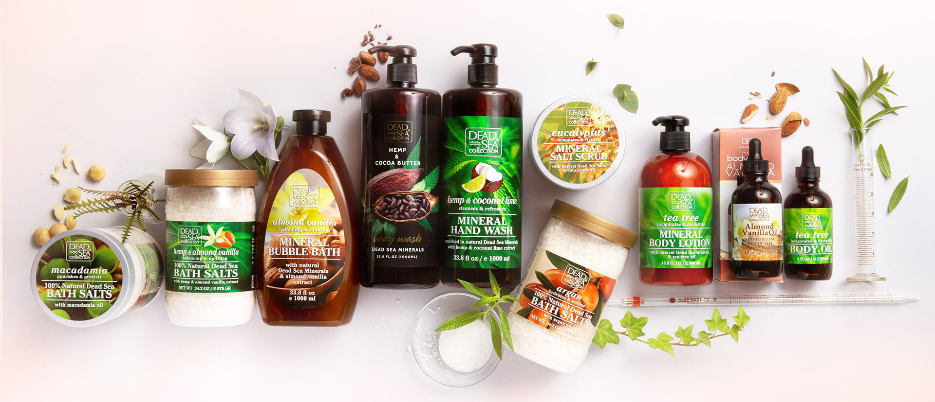 send health and beauty products to usa